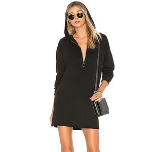 NEW By The Way X REVOLVE Reyna Sweatshirt Dress